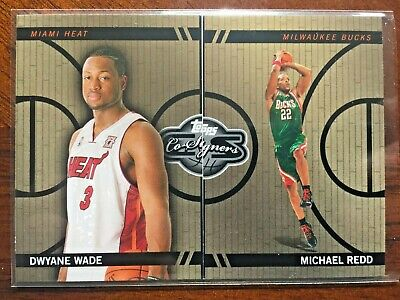 2008-09 Topps Co-Signers Changing Faces 025/199 Dwyane Wade