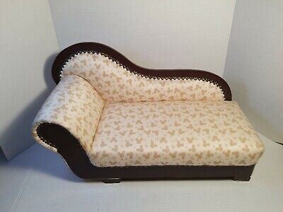 My Disney Mickey Icons Upholstered Chaise Lounge Chair Girl Duffy American Doll Collection Chaise Lounge