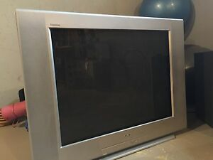 "Sony Trinitron 32"" TV and Stand"