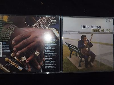 CD LITTLE MILTON / THINK OF ME /