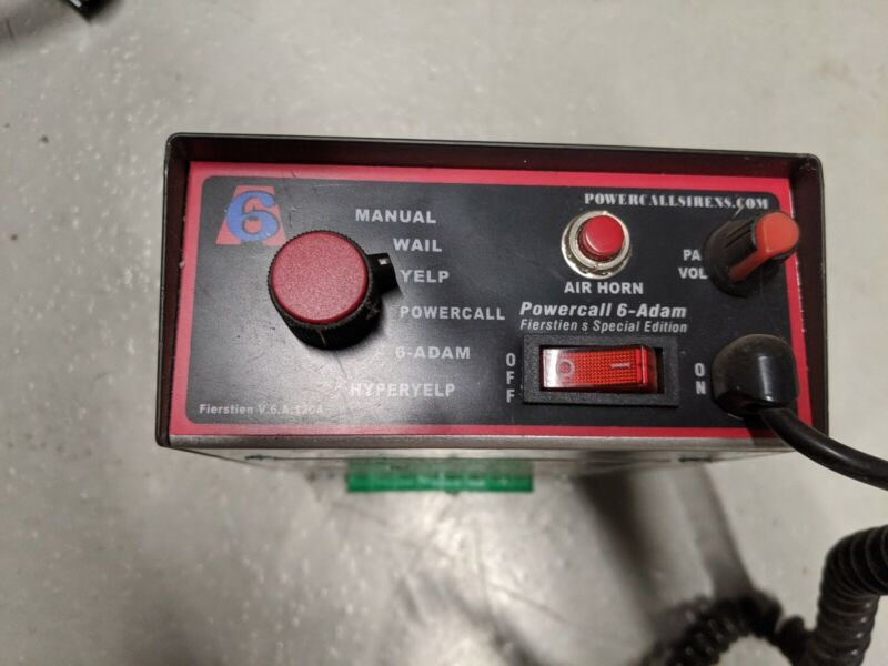 Powercall Adam-6 Controller with PA