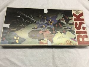 Original RISK Board Game - World Conquest Game