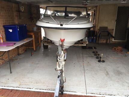 Project V8 jet boat
