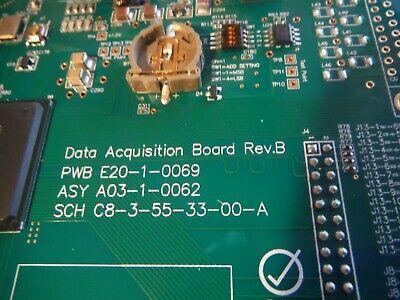 Data Acquisition Board Rev B Sch Cb-3-55-33-00-a Asy A03-1-0062