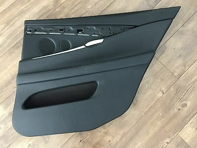 2010 BMW 550i GRAN TURISMO REAR RIGHT SIDE INTERIOR DOOR PANEL TRIM OEM F07