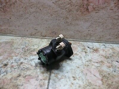 Nippon Nop Orbmark Motor Orb-m-26-2p Mazak Vqc 2040 B Cnc Vertical Mill