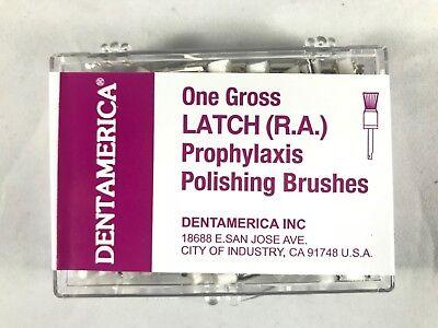 Dentamerica Dental Prophy Prophylaxis Polishing Brushes