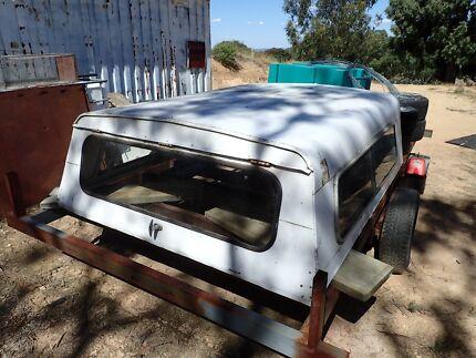 Ute tray canopy | Other Parts u0026 Accessories | Gumtree Australia Latrobe Valley - Tyers | 1158617524 & Ute tray canopy | Other Parts u0026 Accessories | Gumtree Australia ...