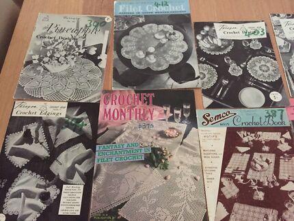 Vintage Baby Wear Crochet Patterns Miscellaneous Goods Gumtree