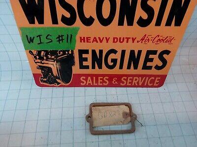 Wisconsin Engine New Old Stock Gasket Qd823 Free Sh