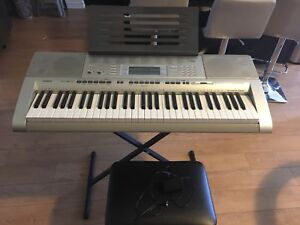 Casio electronic keyboard price reduced to sell
