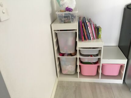 EXTRA TALL IKEA TROFAST STORAGE FRAME | Bookcases & Shelves ...