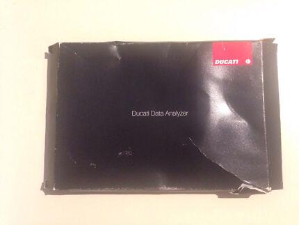 Ducati data analyzer (DDA) for SBK 848******1198,streetfighter