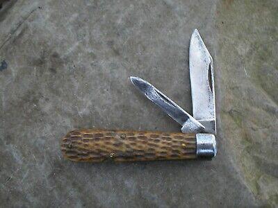 VINTAGE SHAPLEIGH HDW CO.BARE HEAD JACK KNIFE