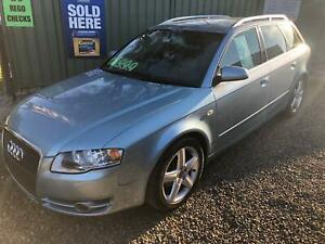 2005 AUDI A4 WAGON / 7 SPEED AUTO / 6 MONTHS REGO Redhead Lake Macquarie Area Preview
