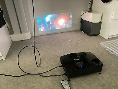 OPTOMA HD141X 1080P 3D PROJECTOR 3000 ANSI LUMENS - Gaming - Built in Speaker