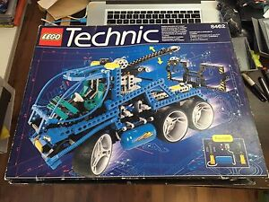 LEGO 8462 - Tow Truck Used/Complet