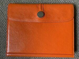 Genuine Bolque leather iPad organiser Adelaide CBD Adelaide City Preview