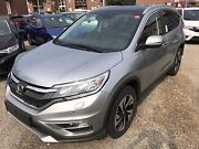 Honda CR-V 2.0i-VTEC 4WD Automatik Executive