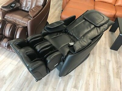 Cozzia CZ-328 Massage Chair Lay Out Recliner with Heat - Black