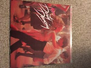 Dirty Dancing soundtrack vinyl record