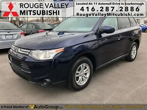 2014 Mitsubishi Outlander ES, NO ACCIDENTS, BODY IN GREAT SHAPE