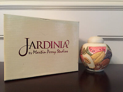 Harmony Kingdom Sweet Sensation (Fruits) Jardinia by Martin Perry Studios BNIB