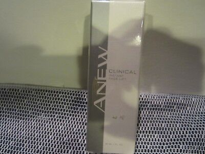 Avon    Anew Clinical Instant Face Lift   1 fl. oz.   New In Box    Sealed (New Clinical Instant Face Lift)