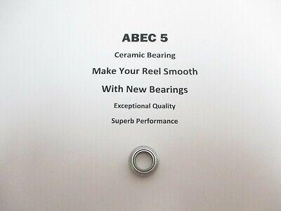 ABEC-7 Hybrid CERAMIC Bearings FOR SHIMANO SUSTAIN 4000FE SPINNING REEL Bearing