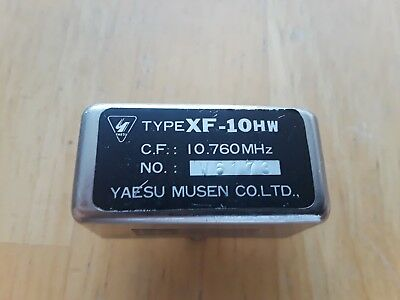 YAESU FILTER XF 10HW FOR FT 101ZD AND MORE for sale  Romeoville