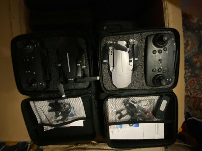 Best Camera Drone GPS 4K 1080P HD Dual Camera Follow Me Quadrocopter FPV Drone