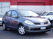 2006 Nissan Tiida ST Hatch *** LOW KMS *** $7,990 DRIVE AWAY Footscray Maribyrnong Area Preview
