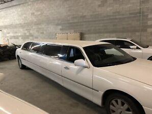 Limousine à vendre