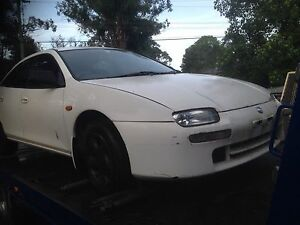 wrecking mazda 323 astina in port macquarie region, nsw | parts