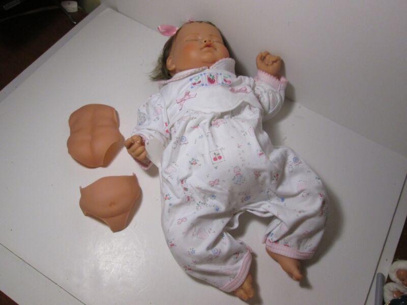 "Reborn Meadow Sculpt by Berenguer 20"" Newborn Reborn by Sweet Creations"