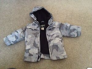 Fall/spring jackets 12 months