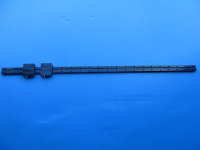 Iko Lwfh-40-c2-r1300 Wide-track Linear Guide W Bearings 40mm Rail 1300mm Length