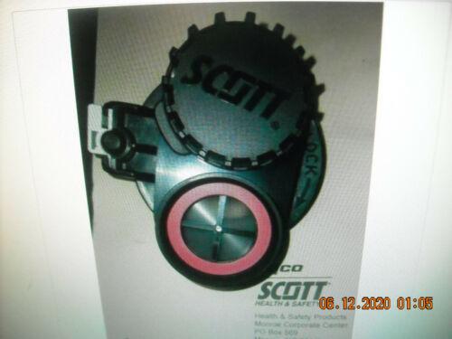 Scott 40MM Filter Adapter 805059-01 For Respirator Av-2000, 3000 & O-Vista