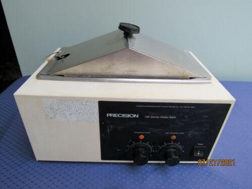 Thermo Scientific Precision 180 Series Hot Water Bath 66630  2 Liter shallow