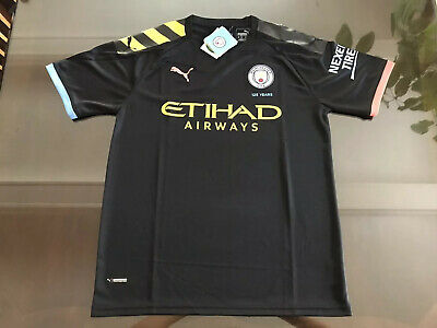 Manchester City Away Men's Jersey 2019/2020 Size M