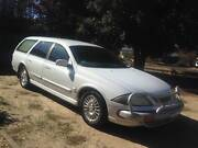 2001 Ford Falcon Wagon Katanning Pallinup Area Preview