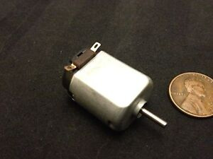 Small 6v 12v dc motor fan 130 brushed b6 for Small dc fan motor