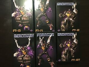 Transformers Masterpiece Fanstoys Insecticons