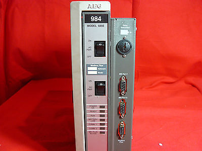 Pce984685 Excellent Fully Tested Modicon Slot Mount Cpu Pc-e984-685
