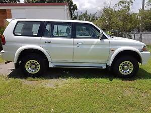 Mitsubishi Challenger 2002 V6 4WD with RWC and 6mths Rego Westcourt Cairns City Preview