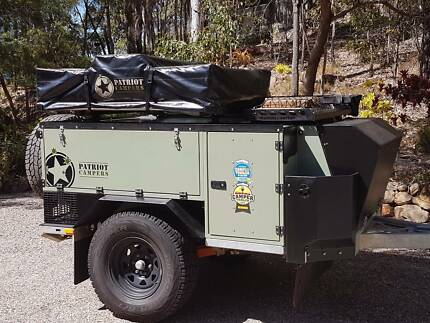 Patriot Camper Trailer