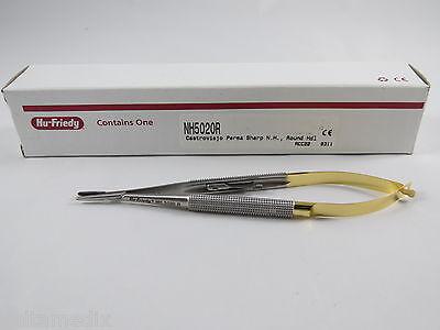 Hu Friedy Castroviejo Needle Holder Straight Perma Sharp 5.5 14 Cm Nh5020r