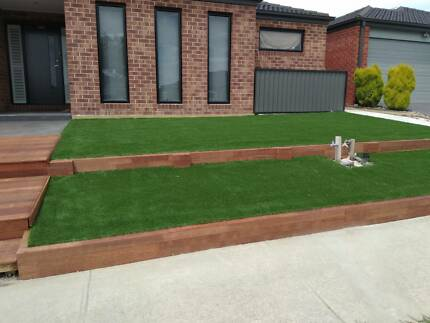 LANDSCAPING SYNTHETIC TRUFF NATURAL GRASS