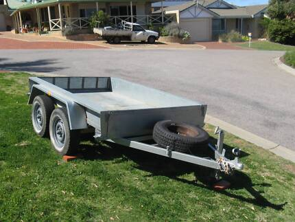 Tandem trailer Wandina Geraldton City Preview