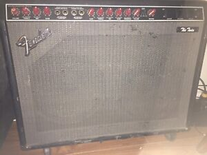"""RedKnob Fender Tube amp """"The Twin"""""""
